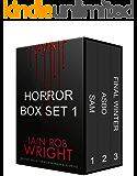 Horror Box Set 1 (Sam, ASBO, & Final Winter)
