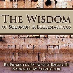 The Wisdom of Solomon and Ecclesiasticus