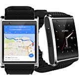 Amazon.com: Domino Generic DM368 Smart Watch Phone, 512MB + ...