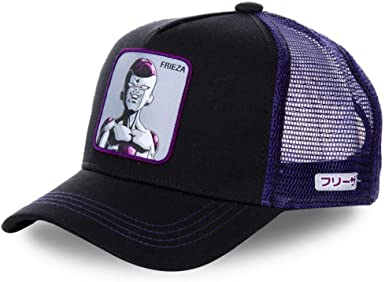 Collabs Gorra Dragon Ball Z Frieza Trucker Negro OSFA (Talla única ...