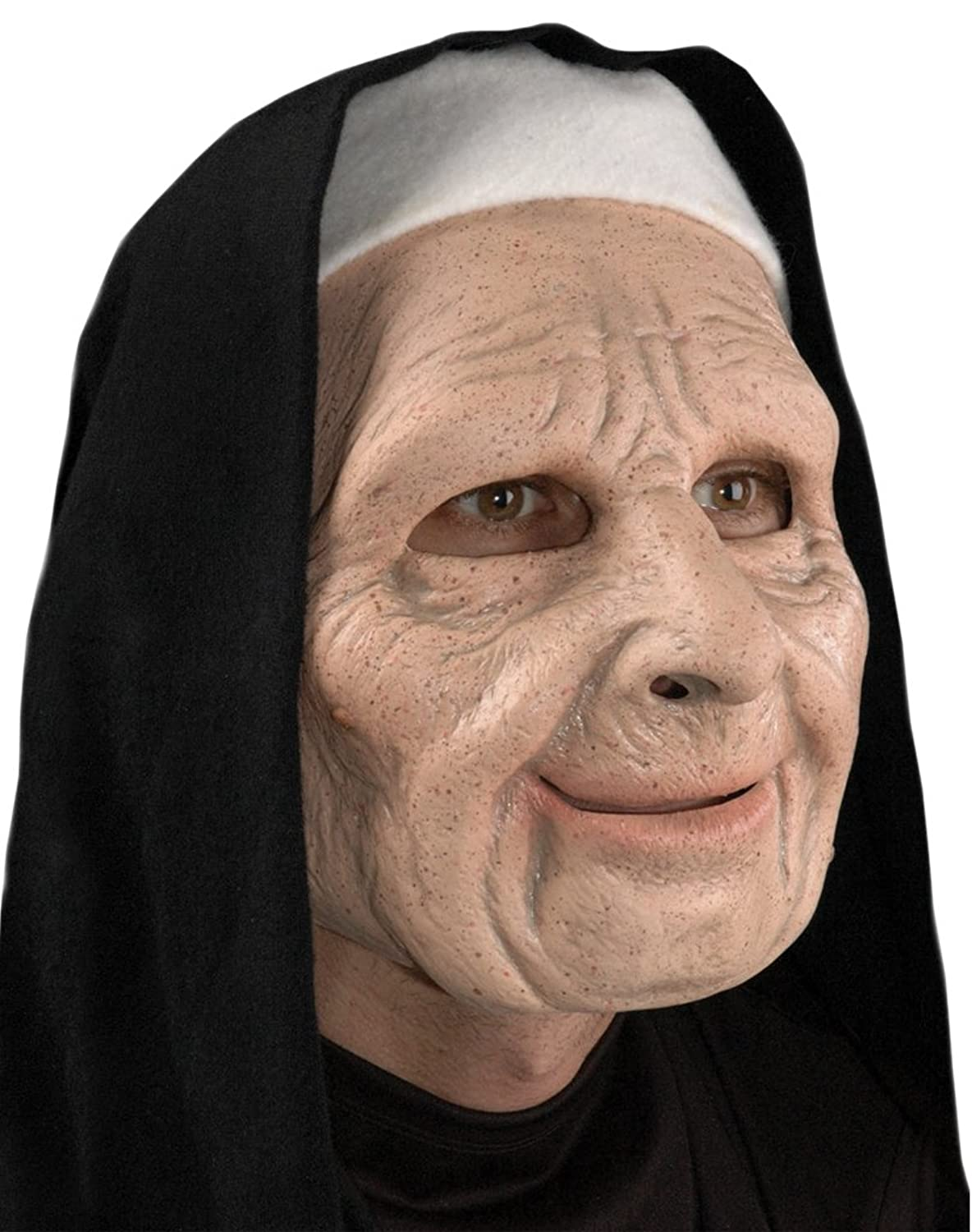 Amazon.com: The Town Nun Mask: Clothing