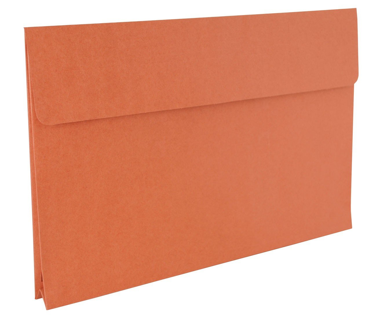 11x17 2-Inch Expanding Filing Folder, Pack of 10, Red Rope (563064) by Ruby Paulina LLC