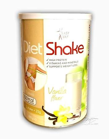 Easyway Diat Shake 425 G Vanille Diat Shake Premium Eiweisspulver Aus