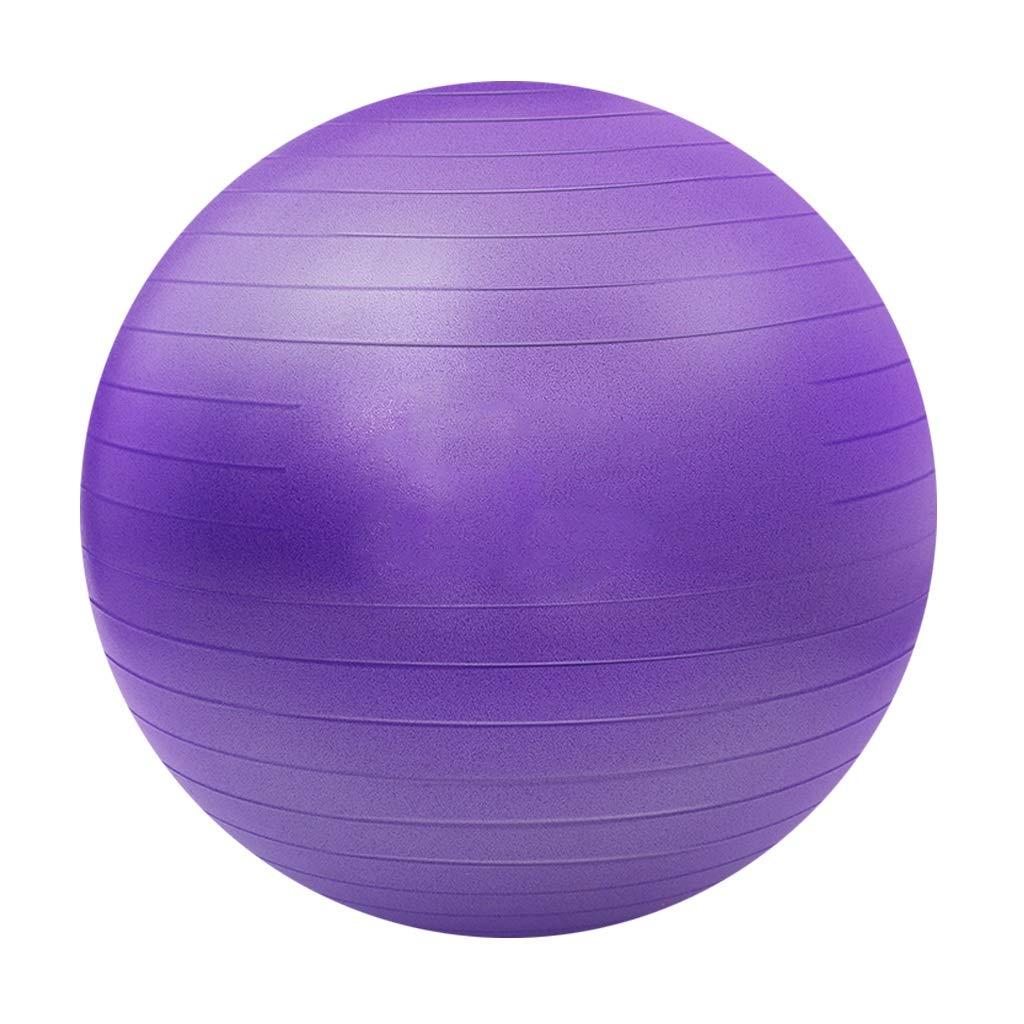 Yoga Ball Anti-Burst Übung Ball Übung Gym Ball Schwangerschaft Anfänger Office Home Gym Gleichgewicht Workout Fitness Erhältlich in Zwei Größen 65 / 75cm