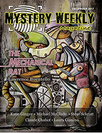 Mystery Weekly Magazine: December 2017 (Mystery Weekly ...