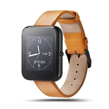 Amazon.com: PINCHU LF09 Bluetooth Smart Watch MTK2502 Wrist ...