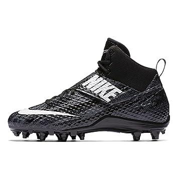 check out 179f9 c898c Nike Lunarbeast Pro TD CF American Footballschuhe - schwarzweiß