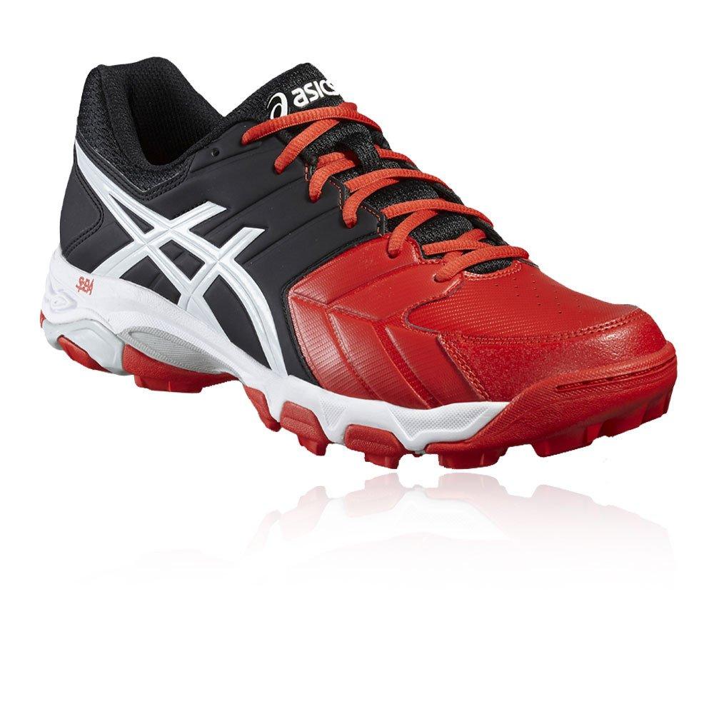 ASICS Gel-Blackheath 6 Hockey Shoes SS17 Safety Yellow/Silver/Black 9.5UK