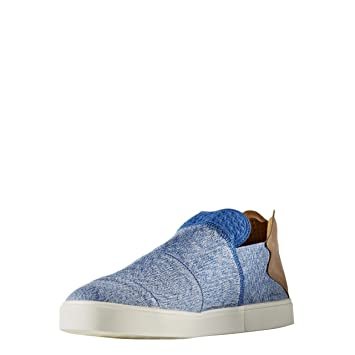 Adidas Originals VULC SLIP ON PHARRELL WILLIAMS Zapatillas Sneakers Azul para Hombre: Amazon.es: Deportes y aire libre