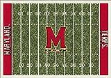 NCAA Home Field Rug - Maryland Terrapins, 3'10'' x 5'4''