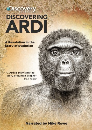 Discovering Ardi