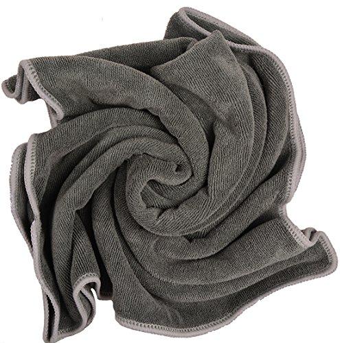 Swol Fitness Bamboo Towel: Multi-purpose Microfiber Fast Drying Travel Gym Towels 3