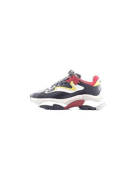 Sneakers Nera Gialla E Addict Rossa Ash 5j34ARLq