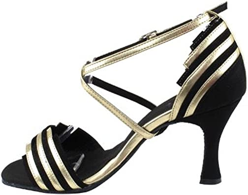 Ladies Women Ballroom Dance Shoes Very