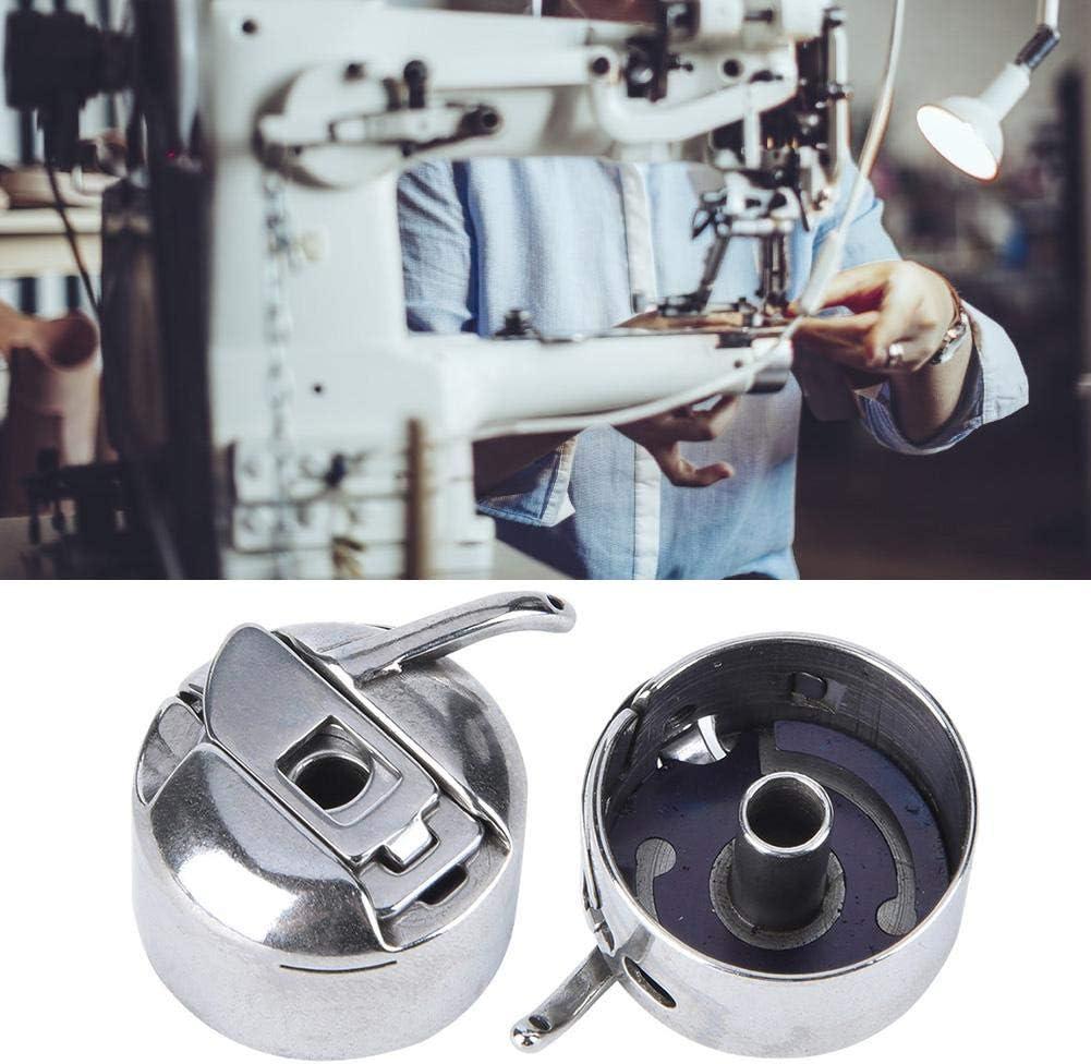 HEEPDD 2 St/ück Metall spulen kapsel Bartack N/ähmaschinen zubeh/ör f/ür 1850 bis 1900