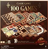 100 games - Classic 100 Games Perfect family games!