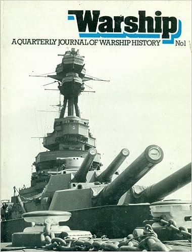 Warship  A Quarterly Journal of Warship History January 1977