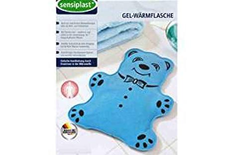Sensi Plast Gel - bolsa de agua caliente - fácil de usar ...
