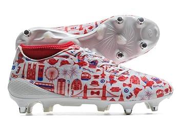 16b2afe72 adidas Adizero Malice 7S SG Men's Football Boots, White – (ftwbla/Reauni/