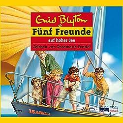 Fünf Freunde auf hoher See (Fünf Freunde 54)