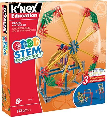 K'NEX Education STEM EXPEDITIONS: Gears Building Set Building Kit
