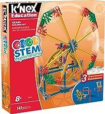 Knex 79318 Education STEM EXPLORATIONS: Gears Building Set Kit