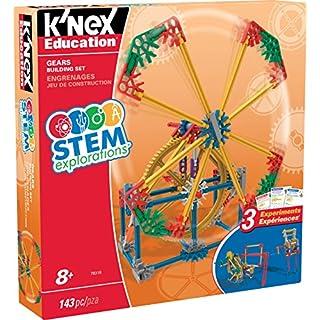 K'NEX Education STEM EXPLORATIONS: Gears Building Set Building Kit
