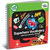LeapFrog LeapStart 1st Grade Activity Book: Superhero Vocabulary and Communication Skills