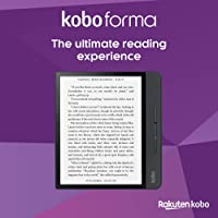Rakuten Kobo Forma E-Book Touch Screen 8 GB WLAN czarny