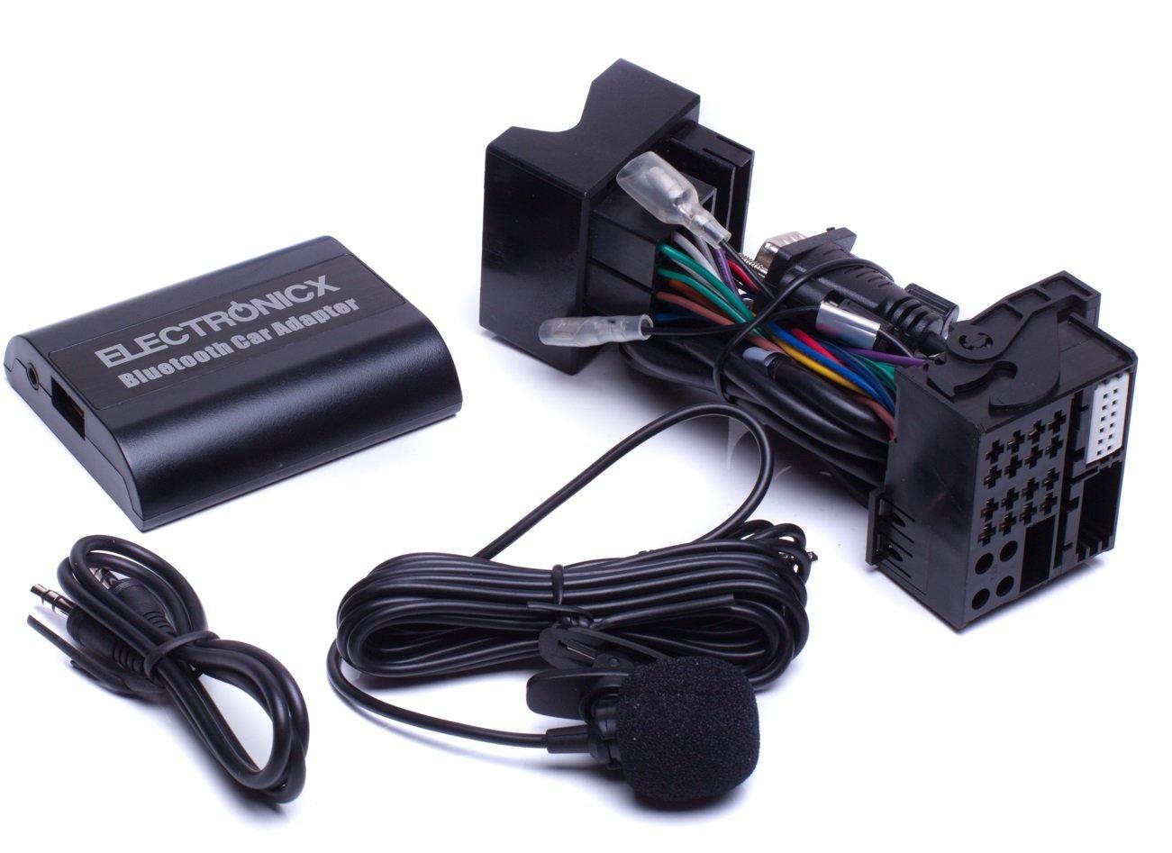 Adaptador de radio para coche auto carro manos libres bluetooth controlador de radio desde el volante AUX MP3 CD BMW 3 5 7 X5 series: Amazon.es: Electrónica