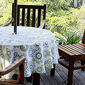 Amazon Com Do4u Waterproof Table Cloth Indoor Outdoor