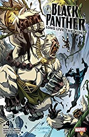 Black Panther: Long Live The King (2017-2018) #4 (of 6) (English Edition)