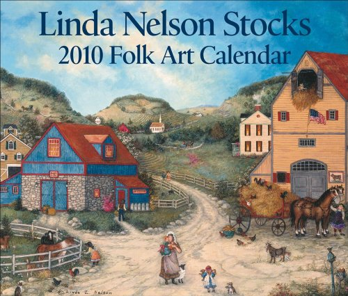 Folk Art: 2010 Day-to-Day Calendar (Folk Art 2010 Calendar)