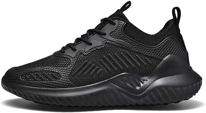 Zapatillas de Running Deporte Zapatos Sneakers Aire Libre Ligero ...