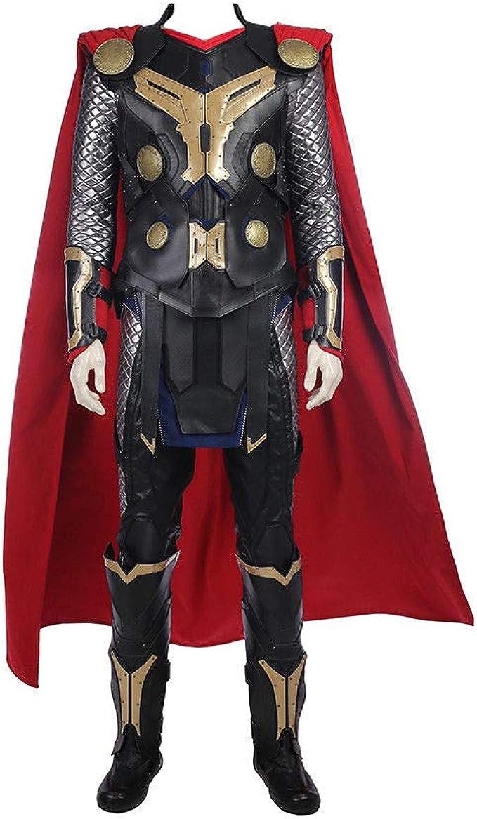 Glam Cos Thor 2 - Disfraz de Thor para Cosplay Masculino - Chris ...