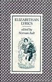 Elizabethan Lyrics, Norman Ault, 0571139299