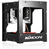 KKmoon DK-8-KZ 1000mW High Speed Mini USB Engraver Carver Automatic DIY Print Engraving Carving Machine Off-line Operation with Protective Glasses