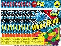 Ja-Ru Waterbomb 50-Pack Party Favor Bundle Pack