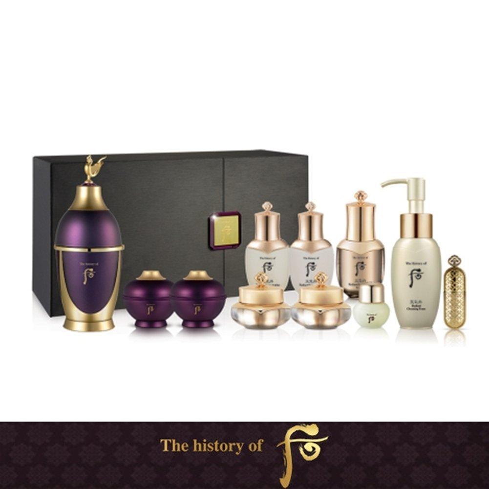 【フー/The history of whoo] Whoo后 Hwanyu Essence Special Set/后(フー)よりヒストリーオブ後環ユーゴエッセンス スペシャルセット +[Sample Gift](海外直送品) B07CVYT1M6