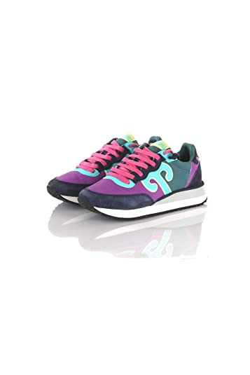 new product 3946e 98b43 Amazon.com | WUSHU RUYI Sneakers Donna 37 Viola Master 10003 ...