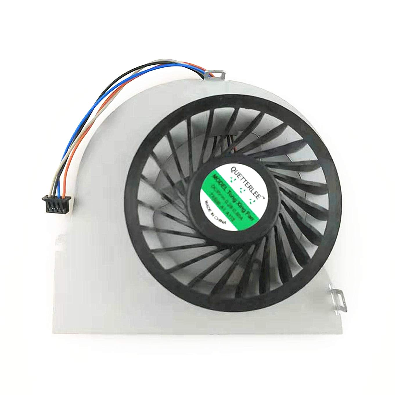 QUETTERLEE Replacement NEW CPU FAN FOR HP 8560W 8560P 8570W 6570B MF60150V1-C001-S9A FAN