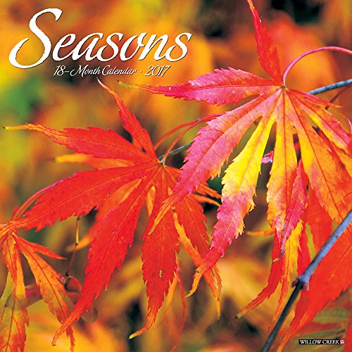 Seasons 2017 Wall Calendar