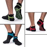 85730059aca0 Amazon Best Sellers  Best Men s Yoga Socks