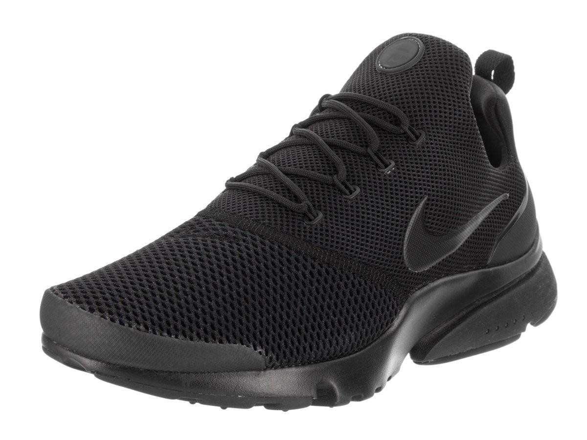 Nike Pánské Presto Fly Running Sneaker Boty Černá/Černá/Černá Zásuvky v továrnách a rychlé doručení M28190