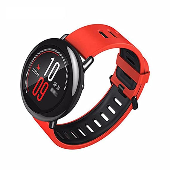 Xiaomi Amazfit PACE GPS Running Sport Smartwatch Bluetooth (Red)