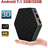 T95Z Plus Android 7.1 tv box with 3G RAM 32G ROM Octa-core 64 Bits Support Dual Band 2.4G/5G Wifi 4K Ultra HD Bluetooth 4.0