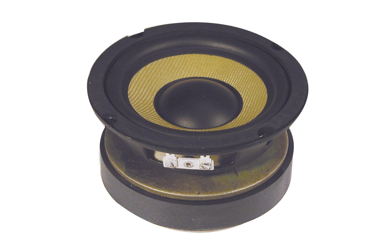 QTX de alta potencia de 16, 5cm Woofer con cono de fibra de aramida 902.423UK