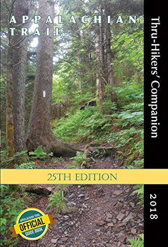 Appalachian Trail Thru-hiker's Companion (2018)