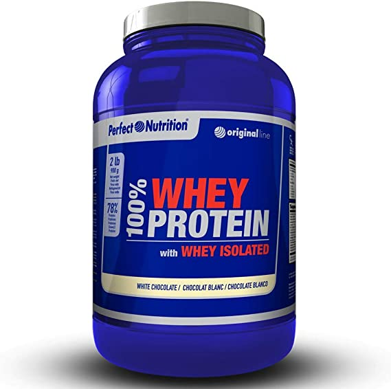 Perfect Nutrition 100% Whey Isolated Protein, Proteina de ...