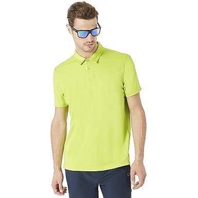 Oakley Verde Lima Camisa Grande DIVISONAL Polo: Amazon.es: Ropa y ...